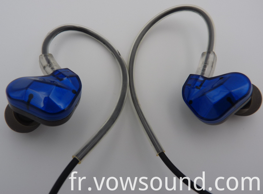 Bluetooth Earphones with Over Ear Hook