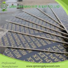 Linyi produzieren Konstruktion 12mm 15mm 18mm Film konfrontiert Schalung Sperrholz