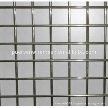 Wire Mesh with Galvanized after Welding by Puersen in china