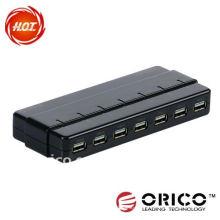 HUB USB2.0 de alta velocidade, HUB USB, HUB USB 7PORT