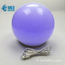 USB şarj LED Ball Light