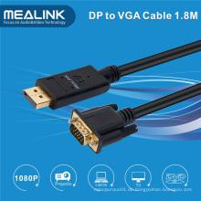 1.8m Displayport Dp zu VGA Kabel