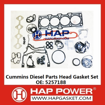 CUMMINS Cylinder Head Gasket Set 5257188