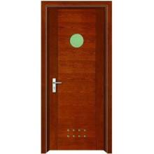 porta de vidro madeira interior