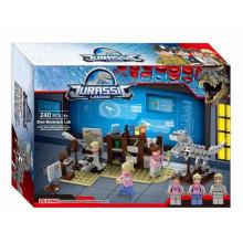 Boutique Building Block Toy for Jurassic Legend Dinosaur Escape 07