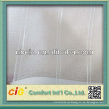 Tela de cortina de Gasa transparente de 2014