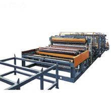 Usine de machines de soudage à treillis CNC