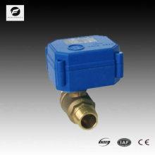 Válvula de control de temperatura inalámbrica de 2 vías para aire acondicionado 6vdc