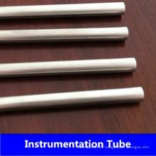 Tubo de acero inoxidable En10217-7 1.4403