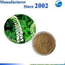 Fornecimento de fábrica GMP puro natural preto cohosh extrato