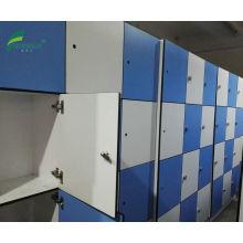 Changing room RFID lock storage hpl locker cabinet