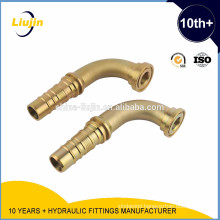 parker hydraulic hose and fittings