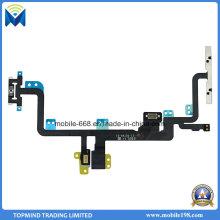 para iPhone 7plus Power Volume Mute Button Flex Cable