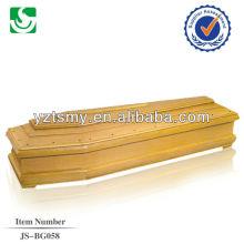 Caixão traditionary Europeu de fornecedor chinês venda direta