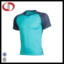 100% Polyester Breathable Herren Sport Running Shirts