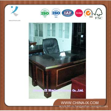 Исполнительный Стол Стекло Офисный Стол Современной Офисной Мебели