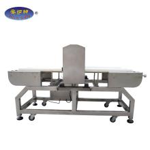 High technology Metal Detector Machine for plastics industry, food metal detector
