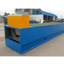 screw joint ASTM652 roof roll forming machine for storage building