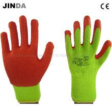 Латексные защитные рабочие защитные перчатки безопасности (LS506)