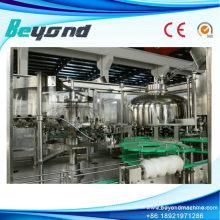 Komplette automatische Bier-füllende Ausrüstungs-Herstellungsfabrik