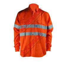 100% ropa de protección contra insectos de algodón para la minería de ropa de trabajo de carbón