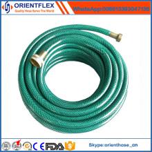 PVC Flexible Reinforced Fiber Braided Water Irrigation Garden Hose