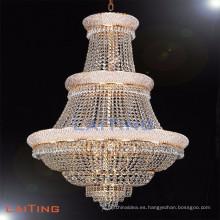 Zhongshan guzhen lámpara de araña de cristal único colgante de luz de cristal