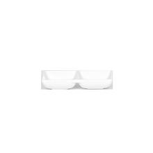 D7510 Wholesale Custom Hot sale best quality melamine tableware White Plate Kitchen Plates for Restaurant  009