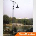 Luz solar del jardín llevó (SGL08)