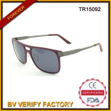 Dernières lunettes de soleil de Tr90 pour hommes avec le bon prix