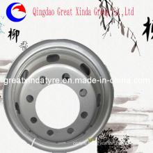Tube Truck Wheel Rim with High Quality (8.00-20)