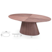 Modern Long Meeting Table for Office and Schoolroom Wooden Office Table