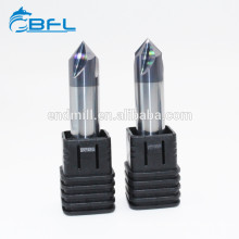 BFL Carbide 45 degree Chamfer End Mill Milling Cutters