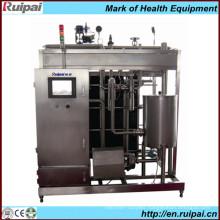 Uht Milk / Juice Tube Sterilizer Machine