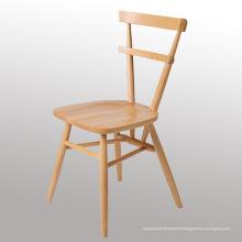 Chaise de salle à manger de meubles en bois