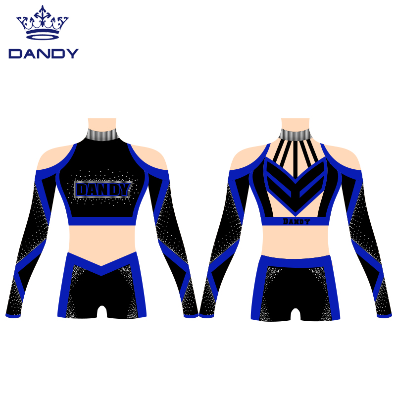 high school cheerleading outfits