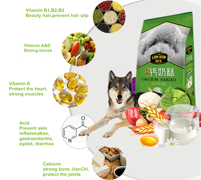 Natural Dry Dog Food