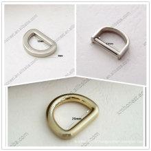 """1 """"anneau en métal pour sacs à main"""