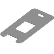 Aluminium-Stanzteil von China Factory
