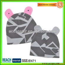 Cute beanie hat with ear BN-2644