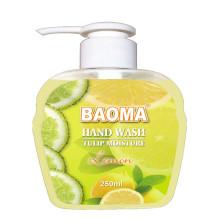 300 ml de jabón líquido de manos de limón