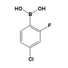 4-Chloro-2-Fluorophenylboronic Acidcas No. 160591-91-3