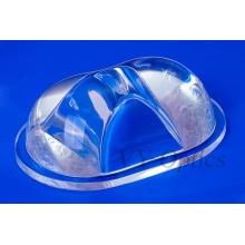 Lente LED de alta potência para tipos Iluminação LED