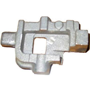 OEM grey mass production ductile die casting aluminium parts