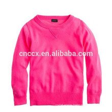 15STC6814 lovely kids cashmere pullover