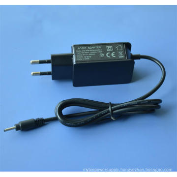 Ce/UL/FCC/CCC 5V/2A AC/DC Power Adapter