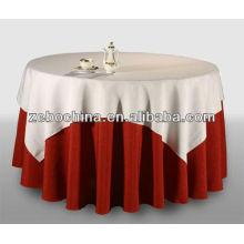 Hohe Qualität verschiedene Stile und Muster zur Verfügung Großhandel Hotel Tischdecke