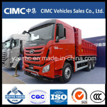 Hyundai 6*4 360HP 410HP Heavy Dump Truck for Sale
