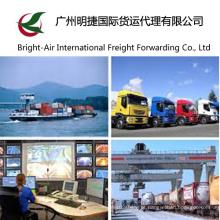 Frete grátis Entrega Logística Frete Custos Forwarding Service Da China para a Noruega