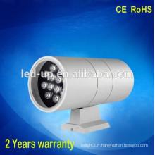 Zhongshan Factory Price Décoratif moderne mini 24w applique murale LED IP65